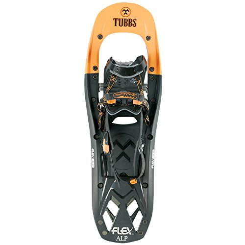 Tubbs Herren Flex ALP XL Schneeschuhe, Schwarz-Orange