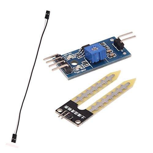 Amazon.de - Soil Hygrometer/ Soil Moisture Sensor YL-69/HL-69 For Arduino
