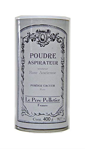 LE PERE PELLETIER - Poudre d'Aspirateur Rose Ancienne