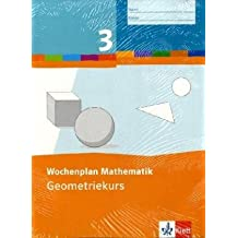 Wochenplan Mathematik / 3. Schuljahr: Themenheftpaket. Ausgabe für Brandenburg, Berlin, Mecklenburg-Vorpommern