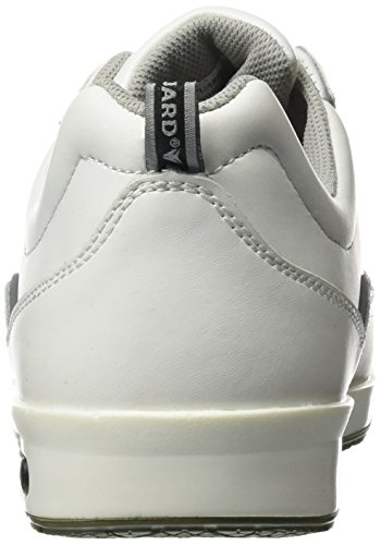 Maxguard Danel D036, Chaussures de Football Mixte Adulte, 35 EU Blanc
