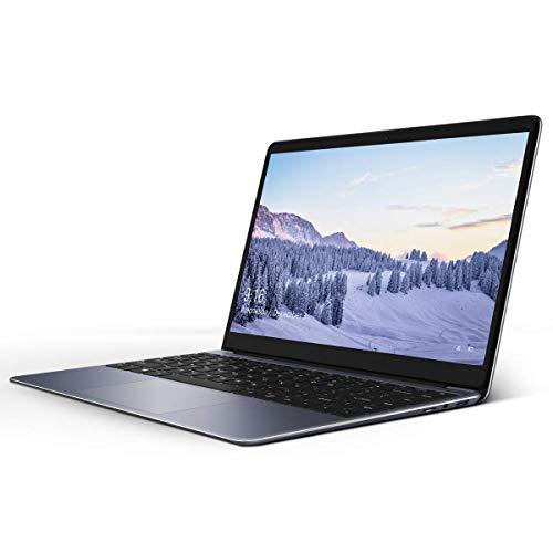Chuwi Herobook portatile ultra sottile, tastiera full size ultra leggera, 4 GB/GB, schermo da 14,1 pollici, USB 3.02, micro HDMI, espansione SSD M.2 e slot TF