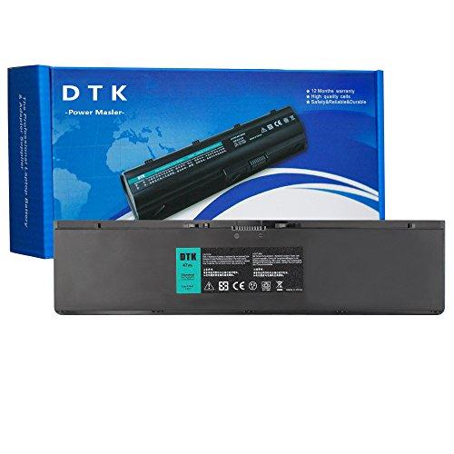 Serie Li Ion Kompatible Akku (DTK Computer Batterie Notebook Laptop Li-ion Akku für Dell Latitude 14 7000 Serie Latitude E7450 E7440 E7420 F38HT PFXCR 34GKR 3RNFD 451-BBFS 451-BBFT (7,4 V 6000mAh))