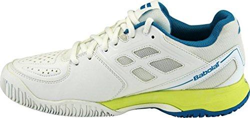 "BABOLAT Damen Tennisschuh ""Pulsion All Court W"" weissblau"