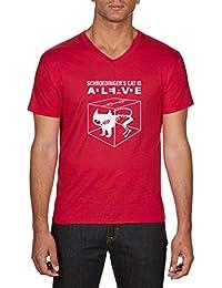 Touchlines Schroedingers Cat, T-Shirt Homme