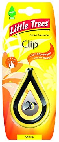 Little Trees LTC007 Perfumador Clip, Aroma Vanilla