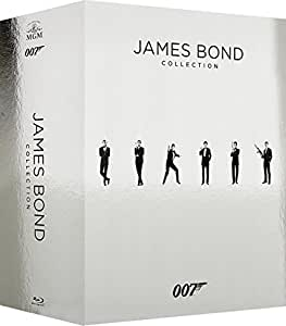 James Bond Collection (24 Blu-Ray)