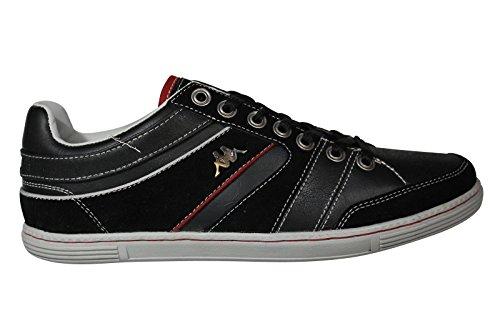 Kappa, Sneaker uomo Nero