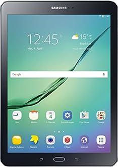 "Tablet Samsung Galaxy Tab S2, modello SM-T813N, 9.7"" - Wi-Fi, Octa-Core, Nero"