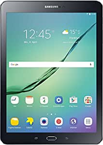 Samsung Galaxy Tab S2 T813N 9.7 Inch Tablet (Black) (Qualcomm, 32 GB, 3072 MB, Android), German Version