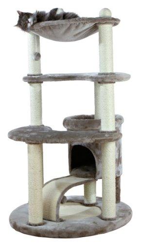 Trixie Patricia tiragraffi per Gatti, 140cm, Grigio Argento
