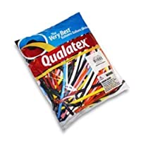 Qualatex 260 Balloons (100/bag) Assorted Colours