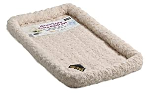 Nice-n-Cosy Dog Crate Luxury Mattress, Large, 93 x 57.5 cm from SHAZO