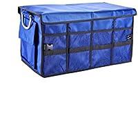 WANG Premium Auto Aufbewahrungsbox Zusammenklappbaren Kofferraum Auto Organizer Aufbewahrungsbox preisvergleich bei billige-tabletten.eu