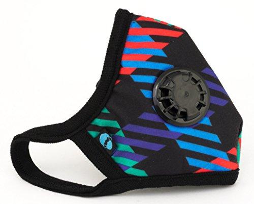 Atlanta Healthcare Cambridge N99 the Newton Standard Air Pollution Face Mask - Large (1 Valve)