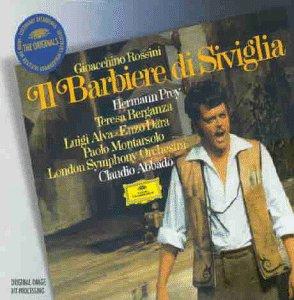 Preisvergleich Produktbild The Originals - Rossini (Der Barbier von Sevilla)