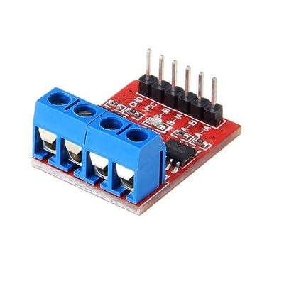 Dual-kanal H-brcke Motortreiber Module Fr Arduino Neu von blypower