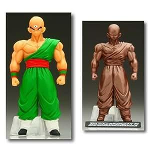 Dragon Ball Z (Dragonball) 20-II Gashapon Figur: Tien Shinhan / Tenshinhan (2 Figuren)