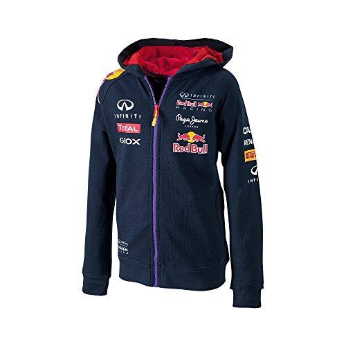 De Red Bull Racing Teamline con capucha para niños