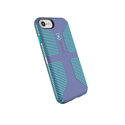 Shell Grip Schutzhülle für iPhone, Wisteria Purple/Mykonos Blue ()