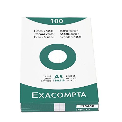 etui-de-100-fiches-bristol-blanc-ligne-non-perfore-148x210mm