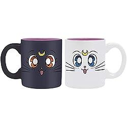 Mini tazas de Luna y Artemis