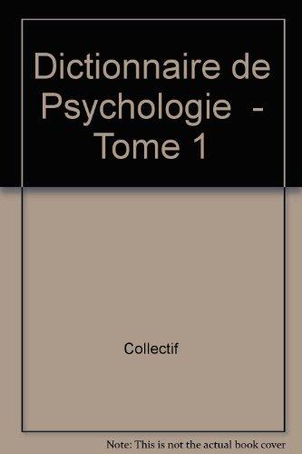 Dictionnaire fondamental de la psychologie