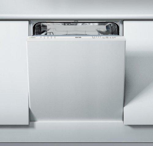 Ignis ADL 559/vollständig integriertes 112places A Geschirrspüler-Geschirrspülmaschinen (komplett integriert, weiß, 1,5m, CE, VDE, 12Sitzer, 51dB)