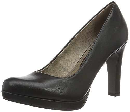 Tamaris Damen 22426 Pumps, Schwarz (Black MATT 020), 40 EU -