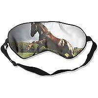 Horse 99% Eyeshade Blinders Sleeping Eye Patch Eye Mask Blindfold For Travel Insomnia Meditation preisvergleich bei billige-tabletten.eu