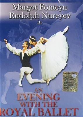 Margot Fonteyn Rudolph Nureyev An evening with the Royal Ballet