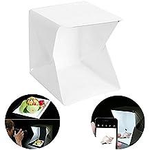 Mini Studio, Caja de Fotografía Plegable Lightbox Portátil Estudio Iluminación de Fotografía Portátil Estudio (40 * 40 * 40 cm)