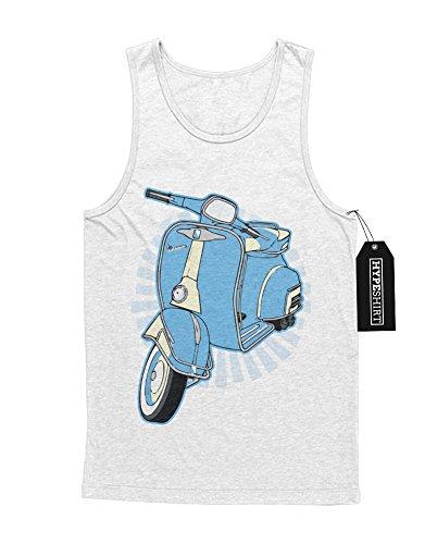 Tank-Top Vespa Love H123341 Weiß