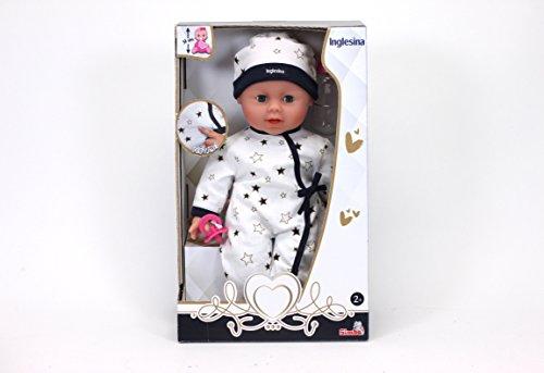 Simba-Inglesina bebé cm 38con Funciones, 105140142