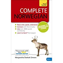 Complete Norwegian Beginner to Intermediate Course: (Book and audio support) (Teach Yourself Language)