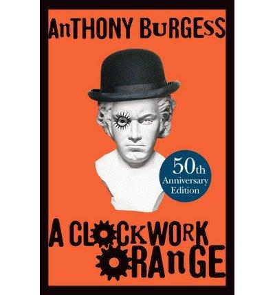 Buchseite und Rezensionen zu 'A Clockwork Orange' von Anthony Burgess