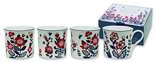 heath-mccabe-princess-nordic-vaso-fine-tazas-de-porcelana-fina-4-unidades