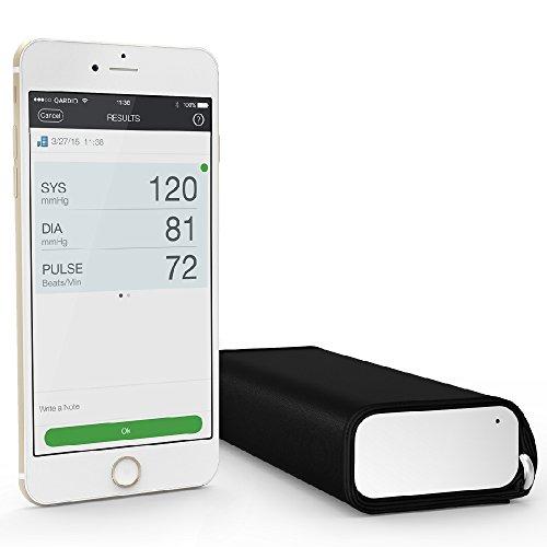 Qardio QardioArm - Monitor de presión sanguínea inalámbrico, color blanco ártico