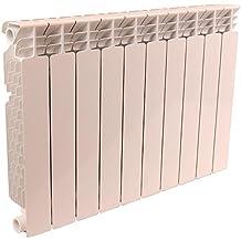 800mm radiador calentador de aluminio eficiente calefacción central de alta calidad
