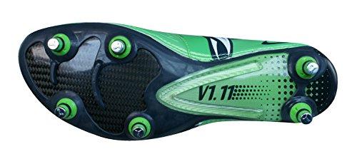 Puma V1.11 SG Homme Chaussures de football green