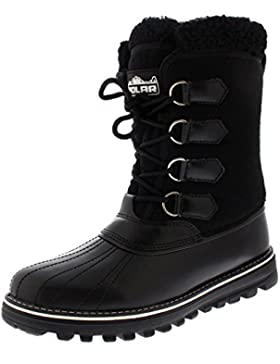 Polar Boot Damen Gummi Sohle Win