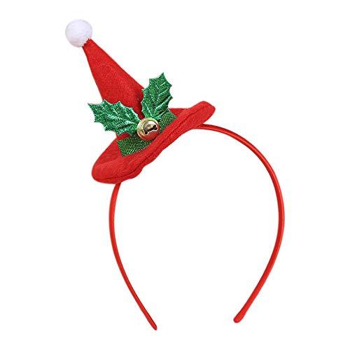 Tensay Heiße Weihnachten Stirnband Santa Xmas Party
