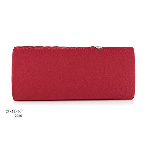 Eysee - Borsa a tracolla donna Red