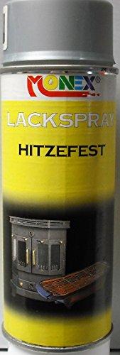 Preisvergleich Produktbild LACKSPRAY HITZEFEST SILBER bis 650°C - 400 ml