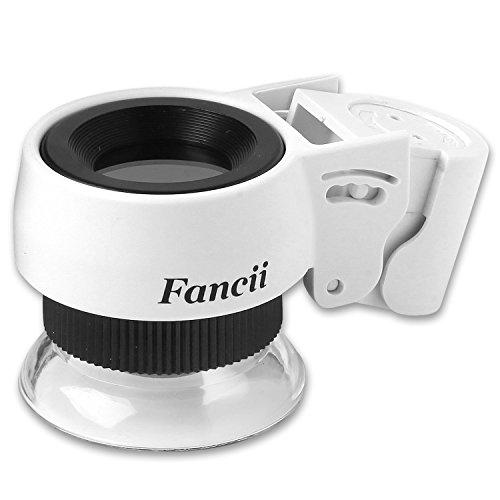 Fancii LED Illuminated Professional 30X Triplet