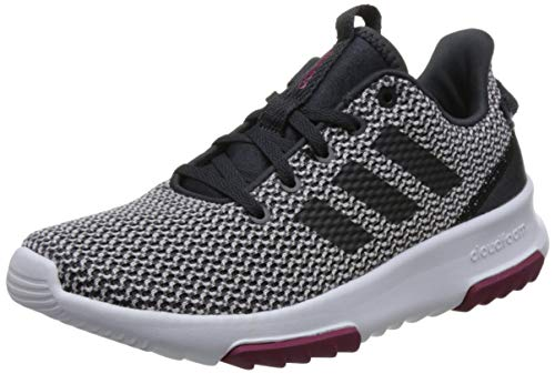 adidas Damen Cf Racer Tr Fitnessschuhe, Mehrfarbig (Purhie/Carbon/Rubmis 000), 38 EU -