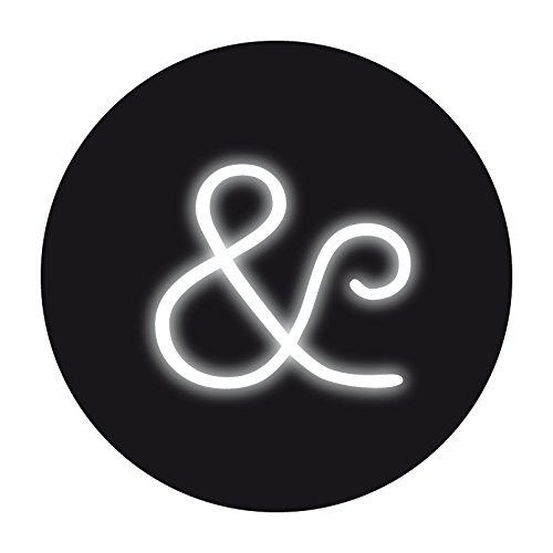 SELETTI ''-geformte Neon Neon Font cm 23 H. 21,5 – & commerciales