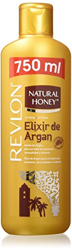Revlon Natural Honey Gel da Bagno , 750 ml