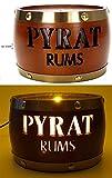 Pyrat Rums Flaschendisplay Display mit LED Beleuchtung