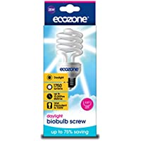 Ecozone Biobulb - 25 Watt Screw Cap Daylight (100W equivalent)